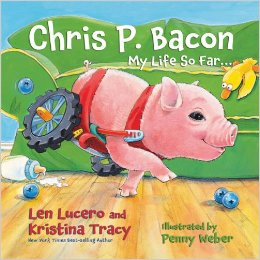 Is Chris P. Bacon, a Great Children's Book? www.loveandtreasure.com