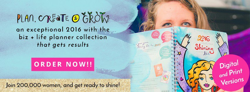 Leonie Dawson 2016 Create Your Shining Year in Life Workbook review by Haydee Montemayor from Love and Treasure blog