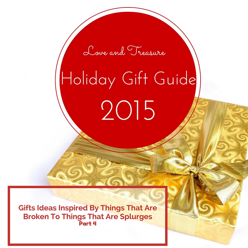 Image from Love and Treasure Holiday Gift Guide 2015 From Broken To Splurges (Part 4) by Haydee Montemayor from Love ant Treasure blog you can find at www.loveandtreasure.com