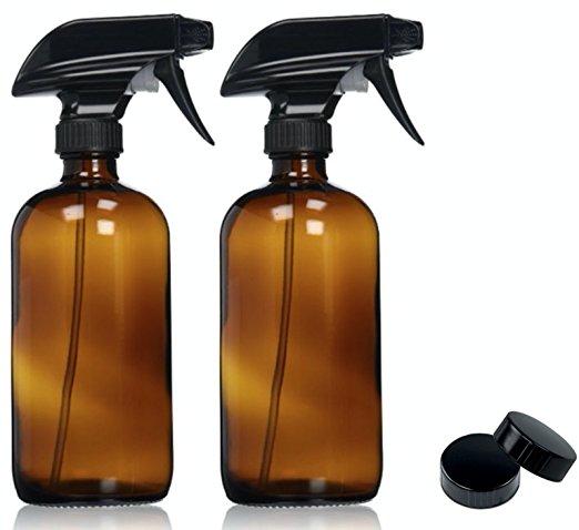 Amber Glass bottles from Love and Treasure blog by Haydee Montemayor