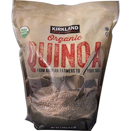 Quinoa on Love and Treasure by Haydee Montemayor